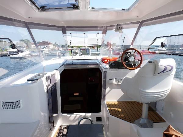 Nautika 1000 – Jacht Spacerowy (houseboat) 3