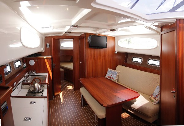 Nautika 1000 – Jacht Spacerowy (houseboat) 4