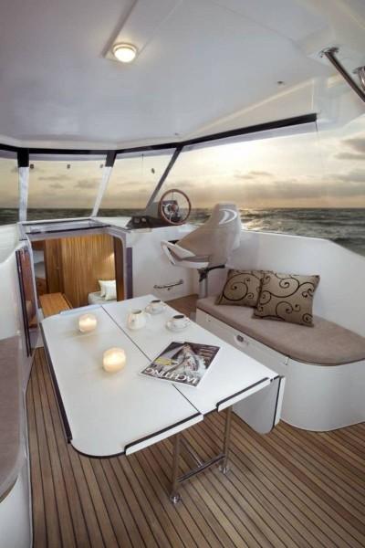 Nautika 1000 – Jacht Spacerowy (houseboat) 5