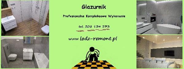 Profesionalny Glazurnik ,  Www.lodz-remont.pl