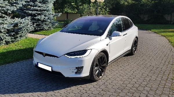 Wynajem Tesla X, Auta Osobowe I Dostawcze
