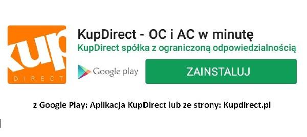 Ubezpieczenia Darmowa Aplikacja Oc/ac W Minutę