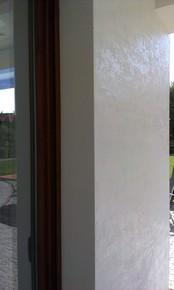 trawertyn biały - elewacja