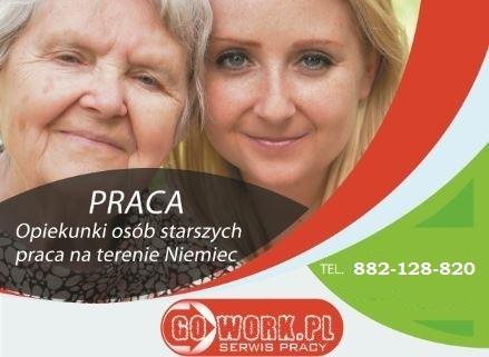 Praca Dla Opiekunek Na Terenie Niemiec